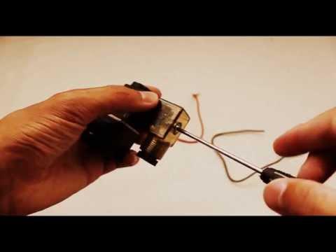 Solenoid Valve Electrical Connection Procedure
