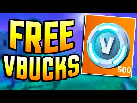 HOW TO GET FREE V BUCKS! - Fortnite Battle Royale & PvE (Farming Vbucks - Get Them Just By Playing)