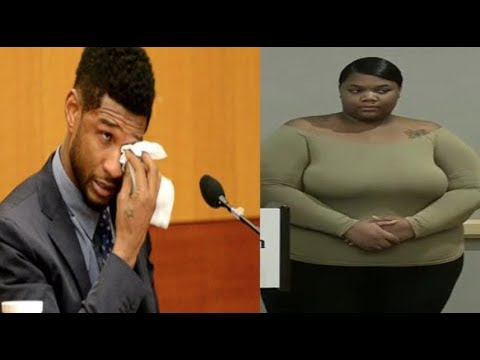 Usher's accuser admits she tested NEGATIVE for HERPES but still plans on suing