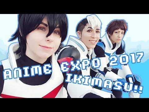 Anime Expo 2017 IKIMASU!