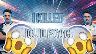 Maté a Liquid POACH - I killed Liquid POACH then he kills me