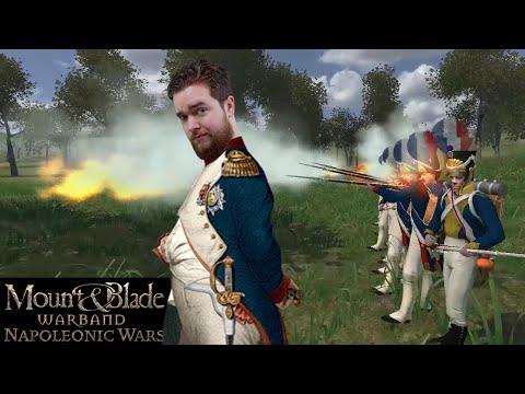 Bearded Napoleon Wins Waterloo