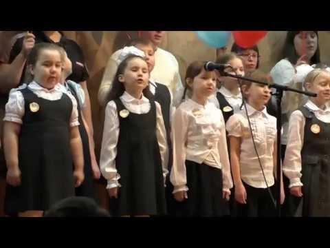 Школьный фестиваль искусств в лицее Вятских Полянах