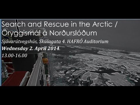 Using risk assessment to evaluate search and rescue options in the Arctic