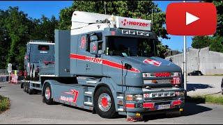Herzer - Scania 4-Serie Torpedo Hauber