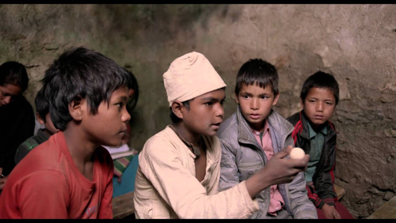 The Black Hen Kalo Pothi Un Village Au Nepal 2015 Trailer