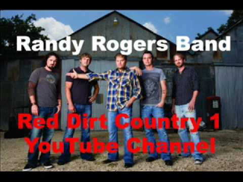 Randy Rogers Band  Kiss Me In The Dark