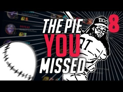 THE PIE YOU MISSED! #8 (HARD HITTING CONTENT)