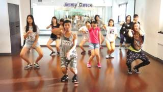 blackpink boombah dance cover 1_jimmy dance Lara老師