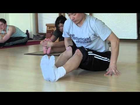 yoga teacher training stretching  youtube