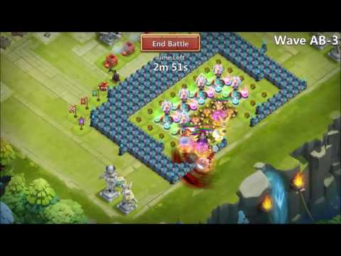 Castle Clash - HBM AA and AB Wins?...121116
