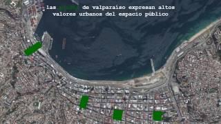 Cover images Plazas Muelles de Valparaíso - Chile