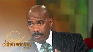 Steve Harvey's Advice for Successful Women Who Can't Find a Good Man | The Oprah Winfrey Show | OWN