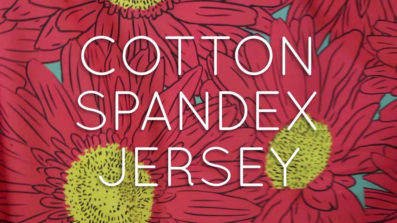 5c5a8aae1da Spoonflower Introduces Cotton Spandex Jersey
