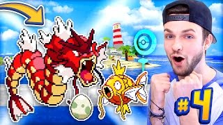 Evolving SHINY GYARADOS (+ BRAND NEW POKEMON)!  - Pokemon World #4