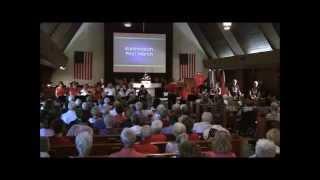 Hockessin United Methodist Church Patriotic Concert 2014
