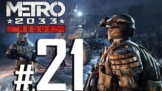 Metro 2033 Redux Walkthrough HD - Dungeon - Part 21 [PC 1080p No Commentary]