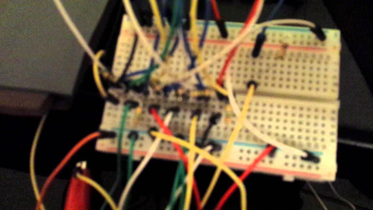 Arduino pure data processing drum kit youtube