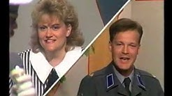 Jari in TV and won the Napakymppi MTV3 show 1989