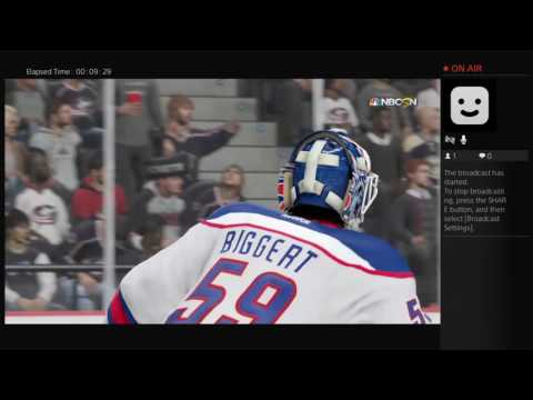 VGHL RANGERS vs BLUE JACKETS