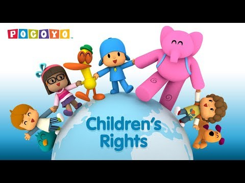 Pocoyo - Children's Rights [30 minutes] | CHILDREN'S DAY