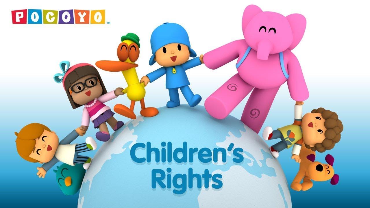 pocoyo children s rights 30 minutes children s day youtube