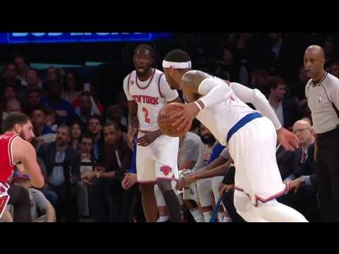 Chicago Bulls at New York Knicks - April 4, 2017