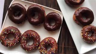 ডোনাট ॥ Donut Recipe ॥ Bangladeshi Donut Recipe ॥ How To Make Donut