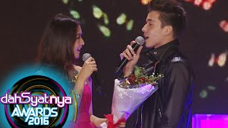 Video Boy & Reva Nyanyi 'Lagu Galau' Dengan Mesra [Dahsyat Awards 2016] [25 Jan 2016] download MP3, 3GP, MP4, WEBM, AVI, FLV Maret 2018