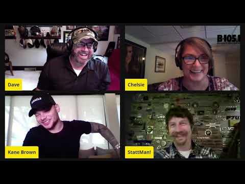 Kane Brown Video Chat!