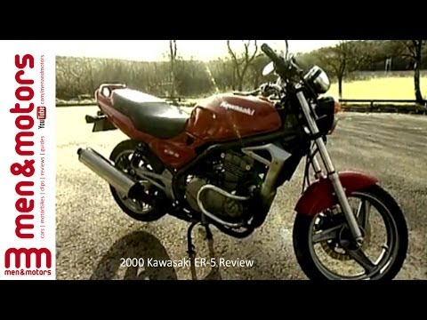 2000 Kawasaki ER-5 Review