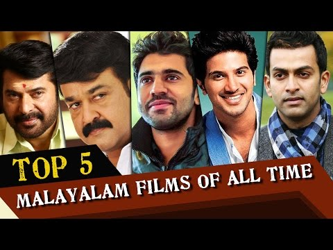 Top 5 Highest Grossing Malayalam Films Of All Time