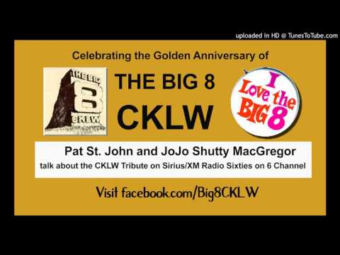 Pat St. John & JoJo Shutty MacGregor on Sirius XM Radio