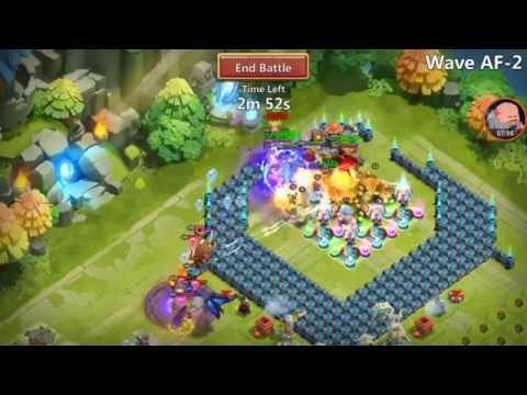 HBM AF Victory! - Castle Clash