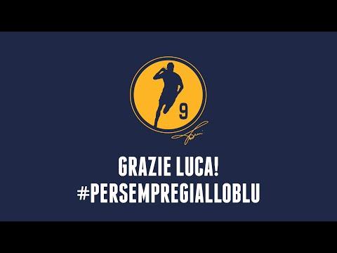 #ToniDay - Il 'Bentegodi' saluta Luca