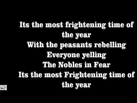 Reign Of Terror Song Lamotta
