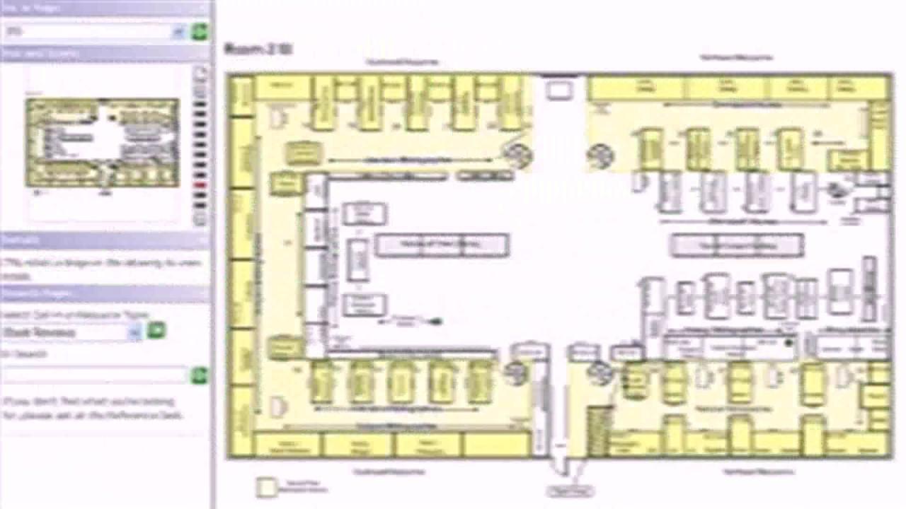 Network Floor Plan Maker