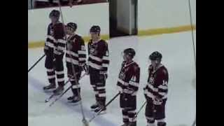 Strait Pirates vs Pictou Scotians Nov 22 2013   Highlights