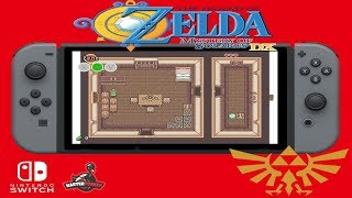 Zelda : Mystery of Solarus for Nintendo Switch