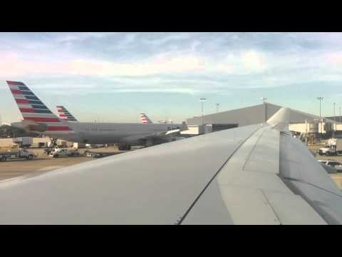 American Airlines AA758 Philadelphia - Athens Part 2