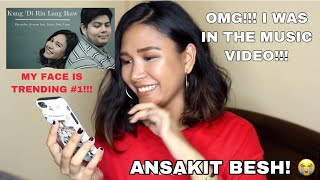 REACTING TO KUNG DI RIN LANG IKAW by December Avenue ft Moira cristine gem