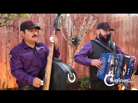 Chirrines Con Tololoche Los Ángeles Riverside San Bernardino: Gabino Barrera - Jorge Madrid