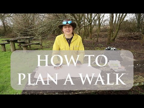 How To Plan A Walk