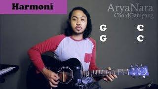 Chord gampang (harmoni - padi) by arya ...