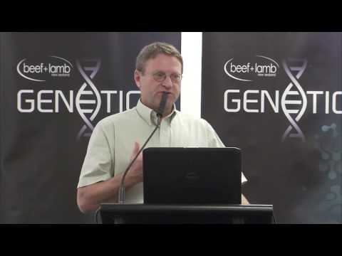 The power of the New Zealand gene pool - Prof. Dorian Garrick