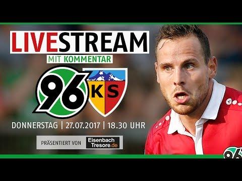 LIVE: Hannover 96 - Kayserispor
