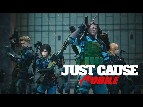 Just Cause: Mobile   Cinematic Trailer