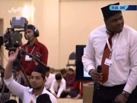 Gulshan e Waqfe Nau Calgary Canada Class with Hazrat Mirza Masroor Ahmad (May 25, 2013)