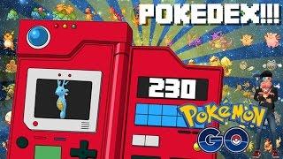 POKEDEX: KINGDRA | Pokémon GO