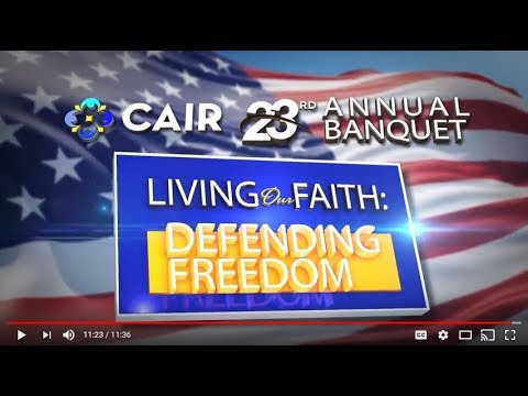 CAIR 2017 Annual Video - Living Our Faith: Defending Freedom